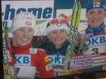 Kikkan Randall Wins World Championship Silver