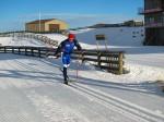 At the Snowfarm