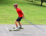 Rollerskiing and Technique