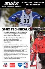 Swix Technical Clinic 09