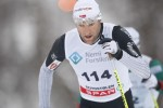 Hjelmeset collides with wax tech during race, suffers injured ribs