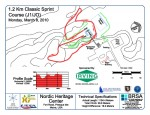 Presque Preview: The Junior Olympic sprint course