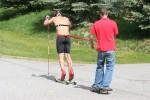 Pro Workout: Speeds with Simi Hamilton