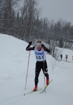 Freeman, Kowalczyck Take Classic Races in Muonio