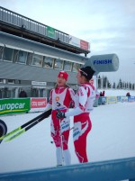 Catching Up with Quick Canadians: An Interview with Chandra Crawford and Dasha Gaiazova