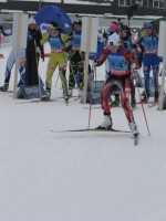 Vaillancourt Doubles Up, Wenzel Moves Up in Canadian Nationals Biathlon Pursuit