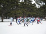 Successful Eastern Cup Racing At Weston Ski Track