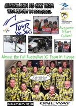 Australian Cross Country Ski Team Report 2010/2011 #4