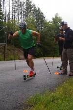 Kris Freeman, Lake Placid camp