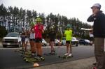 Women's TT start Lake Placid camp