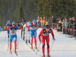 Norwegian Men Go One-Two in Tight Finish; USA Strong in 11th