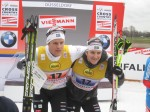 Swedes Storm to Victory in Dusseldorf City Sprint