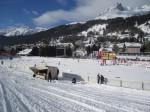 Bjoergen Wins Again; Norwegian Women Dominate in Davos