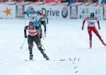 Randall Wins Skate Sprint In Davos, Ending Bjoergen's Streak