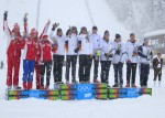 YOG: US Mixed Relay Team Powers Its Way onto the Podium and into the History Books