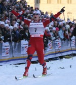 Brandsdal Draws First Cup Blood in Ruka Triple Opener