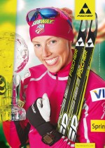 Fischer Announces 2012-2013 Athlete Signings, Led by Kikkan Randall