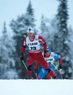 Sundby Holds Off Russian Assault for Ruka Triple Victory