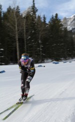 Randall Sets Classic Distance Mark on Tough Canmore Course