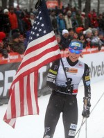 FasterSkier Q & A: Kikkan talks Injury Training