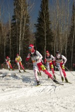 Nishikawa Siblings Sweep Skiathlon at NorAm World Trials
