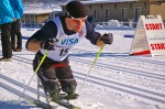 A Defending Champ and Newcomer Claim Sit-Ski National Titles