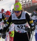 Mooney Takes 26th to Lead U.S. in World Juniors Skiathlon