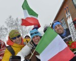 Pellegrino Delivers Much-Needed Win for Italy in Davos Skate Sprint