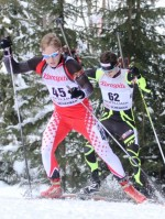 In Last Trip to World Junior Championships, Canada's Davies Eighth in Individual