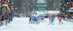 In Sprint Finish, Italian Men Sweep American Birkebeiner