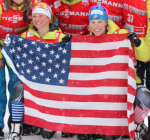 Photo Gallery: World Championships Women's Team Sprint