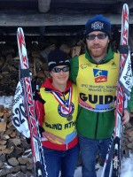 Madshus Helps a Blind Skier Catch the Birkie Fever