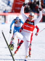 Jönsson Back on Top in Lahti, Clinches Sprint Cup