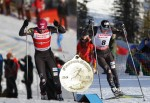 Randall Continues Skier of the Year Run, Newell Tops for Men