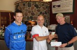 Mt. Borah Epic Makes First Donation to CAMBA