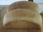 The Hungry Skier: Whole Wheat Oatmeal Maple Syrup Bread (Now That's a Mouthful!)