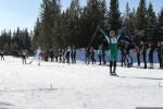 Johansson Surprises in Yellowstone SuperTour Sprint; Hanneman Outlunges Scott for Second