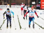 Defending Olympic Champ Kriukov Holds off Poltaranin for Classic Sprint Victory