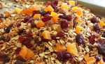 The Hungry Skier: Healthy Homemade Granola
