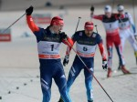 Ustiugov Claims First World Cup Win