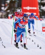 With Bjørgen Out, Niskanen Rises Above Rest of Norwegians for First Stage Win in Lenzerheide