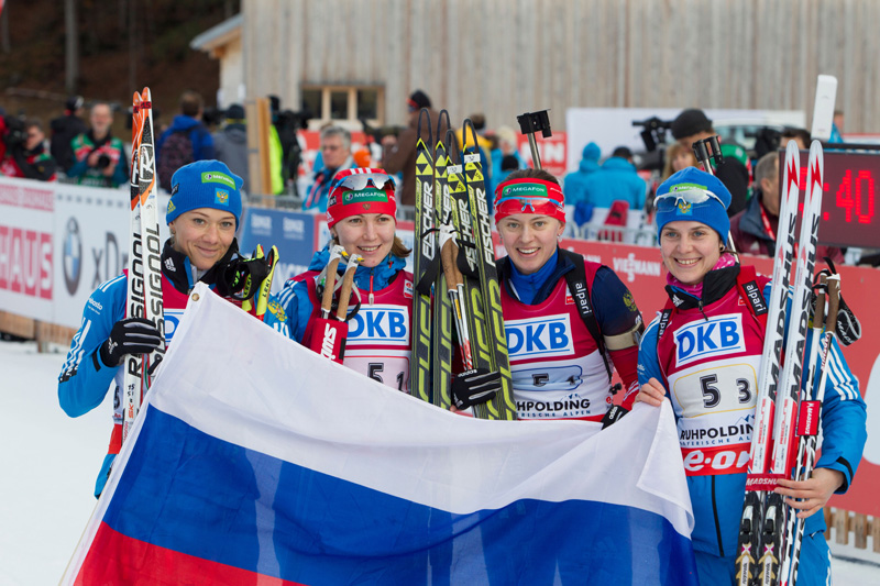 Biathlon Integrity Unit Suspends two Biathletes