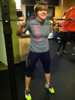 Wednesday Workout: Audrey Weber's CrossFit Experiment (with Video)