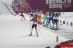 Biathlon Newcomer Sachenbacher-Stehle Nearly Cracks Olympic Podium