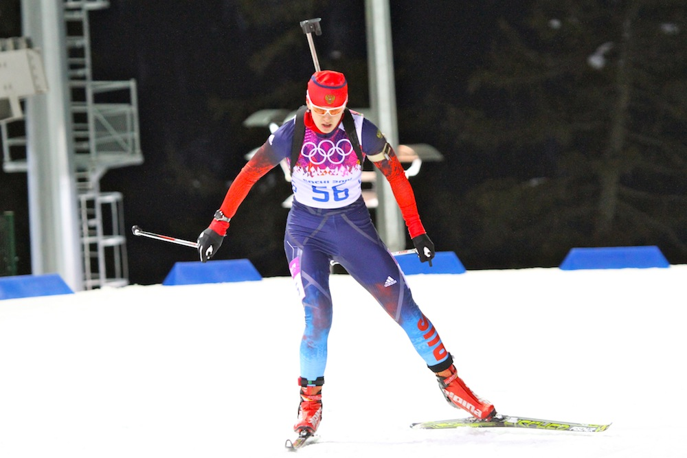 CAS Ruling Removes Lifetime Ban for Three Russian Biathletes