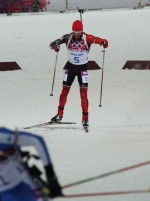 Dramatic Crash and Broken Ski Halt Le Guellec's Run Towards Olympic Gold, but Smith 11th for Canada