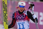 Kikkan Randall: 'I'm Still the Same Person I Was Before the Race'