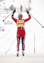 Johaug Drops Bjørgen, Builds Lead for World Cup Showdown