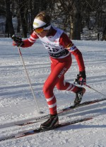 Racing with Olympians: Anchorage's Gus Schumacher, 13, Youngest at SuperTour Finals