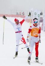 Wasn't Pretty, But McKeever/Nishikawa Nab Second Gold in Paralympic Sprint